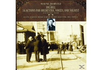 Danny Barnes, Robin Holcomb, Christian Knapp, The Northwest Sinfonia - Horvitz Joe Hill - (CD)