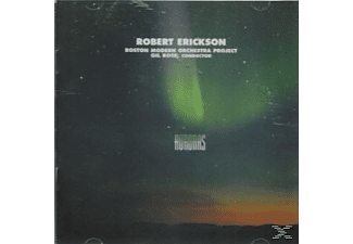 ROSE & BOSTON MODERN ORCH.PROJECT - Erickson Auroras - (CD)