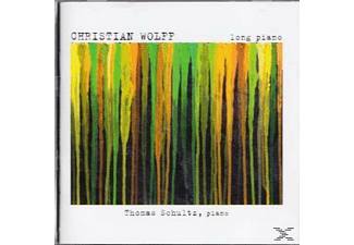 Thomas Schultz - Long Piano - (CD)