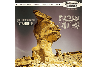 Ixtahuele - Pagan Rites [CD]