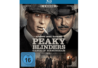 Peaky Blinders - Gangs of Birmingham - Staffel 1 [Blu-ray]