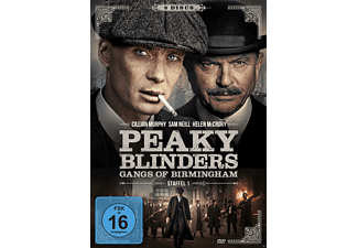 Peaky Blinders - Gangs of Birmingham - Staffel 1 - (DVD)