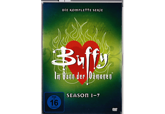 Buffy - Staffel 1-7 Box (Komplett) Box Science Fiction DVD