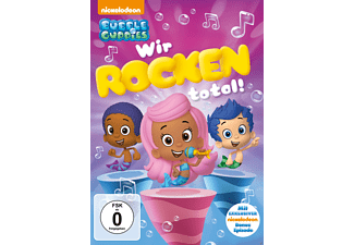 Bubble Guppies: Wir rocken total! [DVD]