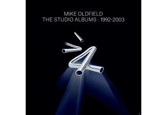 Mike Oldfield - The Studio Albums: 1992-2003 - (CD)