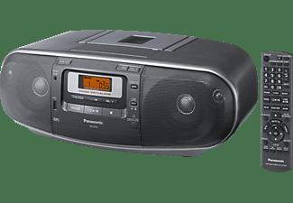 panasonic rx d55 aeg k mit kassettendeck radiorecorder. Black Bedroom Furniture Sets. Home Design Ideas