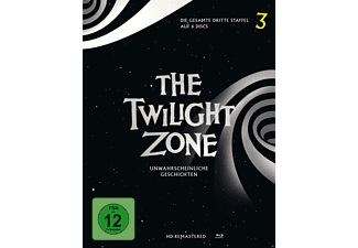 The Twilight Zone - Staffel 3 [Blu-ray]