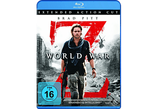 World War Z (Extended Edition) [Blu-ray]