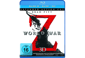 World War Z - (Blu-ray + DVD)
