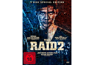 The Raid 2 (Special Edition) [DVD]