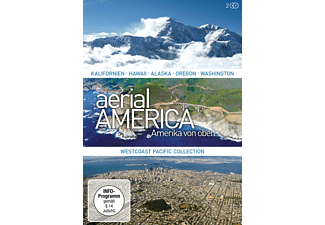 Aerial America - Amerika von oben: Westcoast Pacific Collection [DVD]