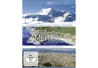 Aerial America - Amerika von oben: Westcoast Pacific Collection - (Blu-ray)