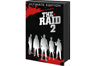 The Raid 2: Ultimate Edition - (Blu-ray + CD + DVD)