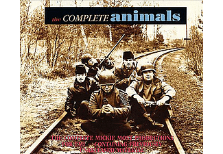 The Animals - The Complete Animals (CD + DVD)