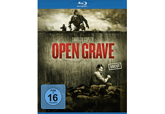 Open Grave - (Blu-ray)