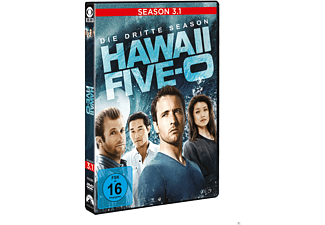 Hawaii Five-O - Season 3.1 [DVD]
