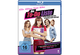 Die To-Do Liste - (Blu-ray)
