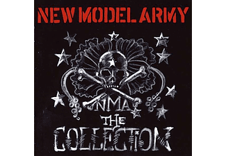 New Model Army - The Collection (CD)