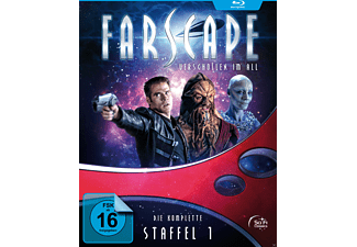 Farscape - Verschollen im All - Staffel 1 [Blu-ray]