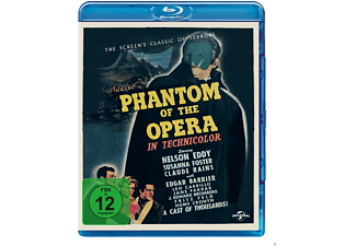 Classic Monster Collection: Phantom der Oper [Blu-ray]