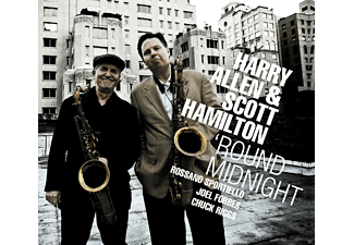 Harry Allen, Scott Hamilton - 'Round Midnight - (CD)