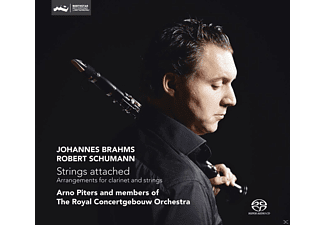 Arno Piters, Royal Concertgebouw Orchestra - Strings Attached - (CD)