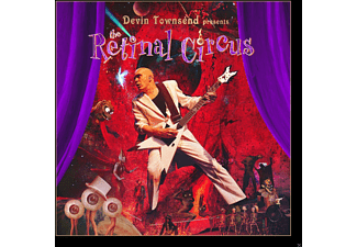 Devin Townsend - The Retinal Circus - (CD)