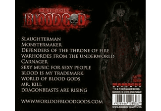 Bloodgod - Blood Is My Trademark [CD]