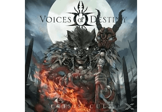 Voices Of Destiny - Crisis Cult [CD]