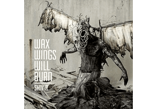 Shiv-r - Wax Wings Will Burn [CD]
