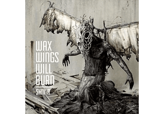 Shiv-r - Wax Wings Will Burn - (CD)