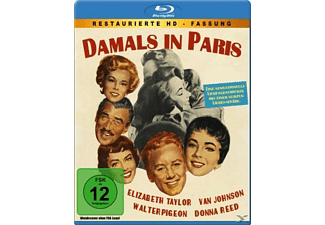 Elizabeth Taylor - Damals in Paris - (Blu-ray)
