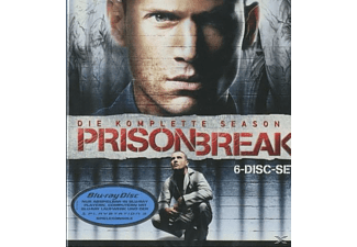 Prison Break - Staffel 1 [Blu-ray]