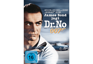 James Bond 007 jagt Dr. No - (DVD)