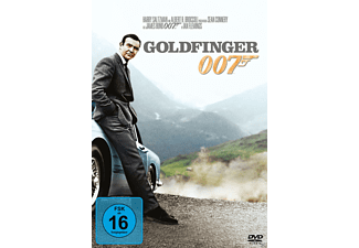 James Bond 007 - Goldfinger - (DVD)