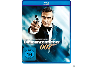 James Bond - Diamantenfieber Action Blu-ray