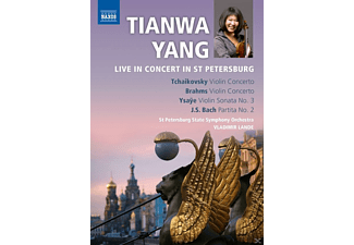 Tianwa Yang, St. Petersburg State Symphony Orchestra - Live In Concert In St Petersburg [DVD]
