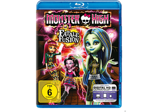 Monster High - Fatale Fusion - (Blu-ray)