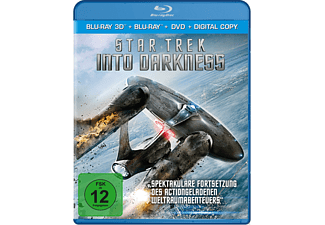 Star Trek – Into Darkness (3D Superset) [3D Blu-ray]