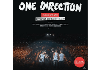 One Direction - Where We Are: Live From San Siro Stadium [DVD]