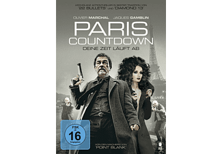 Paris Countdown - (DVD)