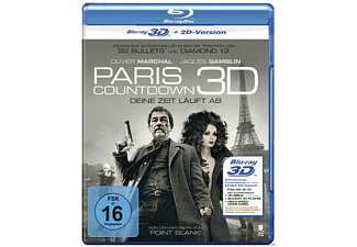 Paris Countdown [3D Blu-ray]