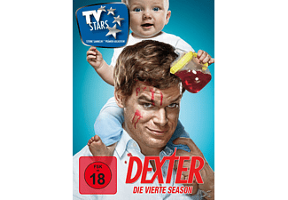 Dexter - Season 4 - (DVD)