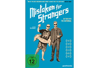 MISTAKEN FOR STRANGERS [DVD]