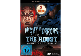 Night Terrors & the Roost - Angriff der Fledermäuse - (DVD)