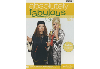 Absolutely Fabulous - Season 5 [DVD]