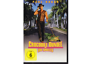 Crocodile Dundee in Los Angeles - (DVD)
