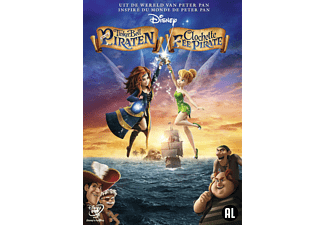 Clochette fee pirate DVD