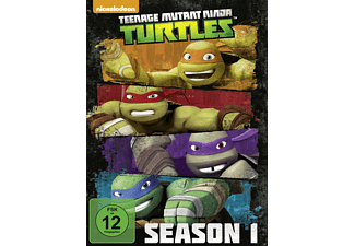 Teenage Mutant Ninja Turtles: Staffel 1 [DVD]