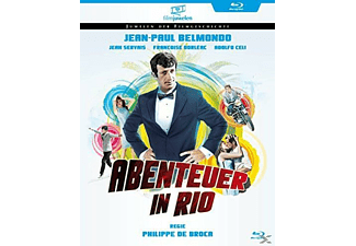 Abenteuer in Rio - (Blu-ray)